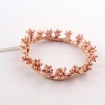 Spur Garland Necklace