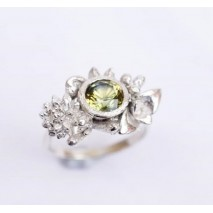 Woodland Sapphire ring