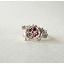 Rose Bushy cluster ring